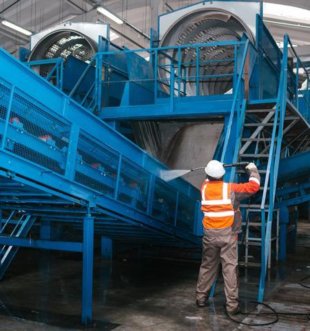 Nettoyage industriel Houilles